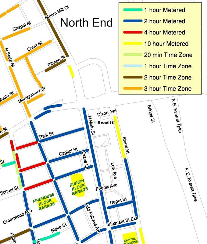 Main Street concord nh parking map