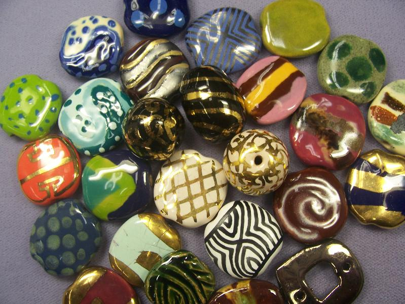 Kazuri Beads for Ethnic Jewelry