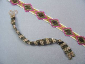 Basic Brick Stitch with Beads Class