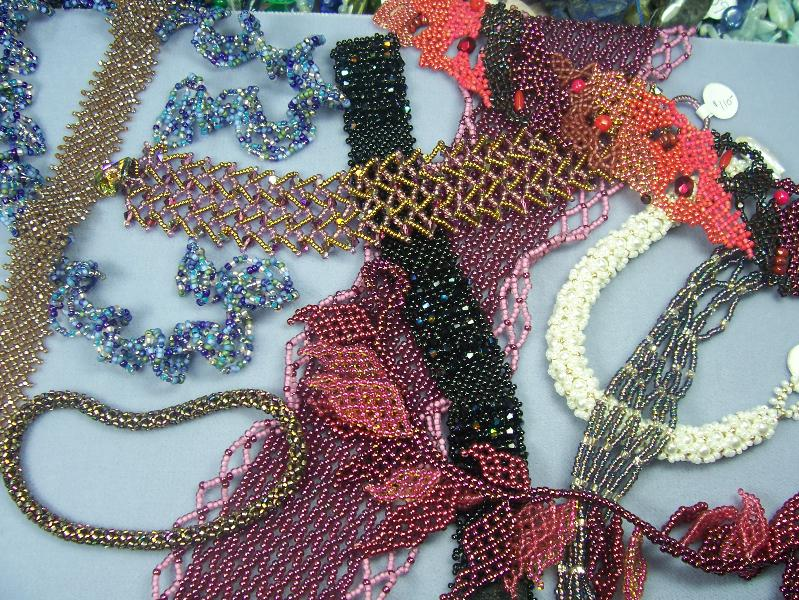 Netting Bead Classes
