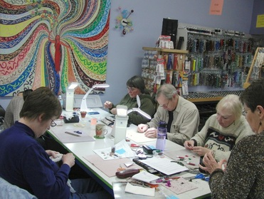 Beading and Jewelry Classes at Bead It!