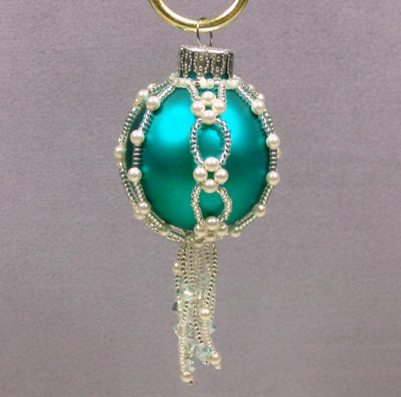 beaded ornament class