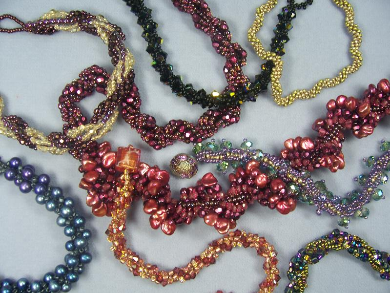 Spiral Rope Bead Classes
