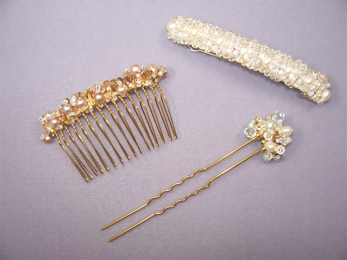 Prom and Bridal Hair Accessories
