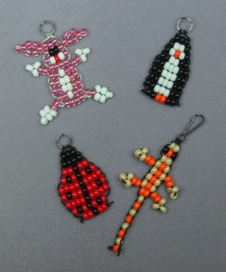 Beaded Animals Class